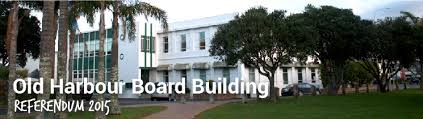 harbour board building